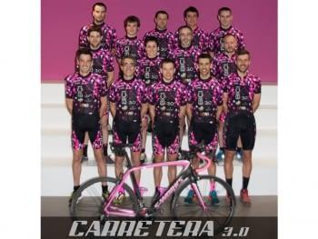 Presentació Club Ciclista 2016 (Carretera)