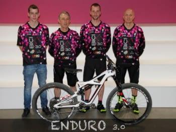 Presentació Club Ciclista 2016 (Enduro)