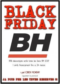 OFERTES BH BLACK FRIDAY