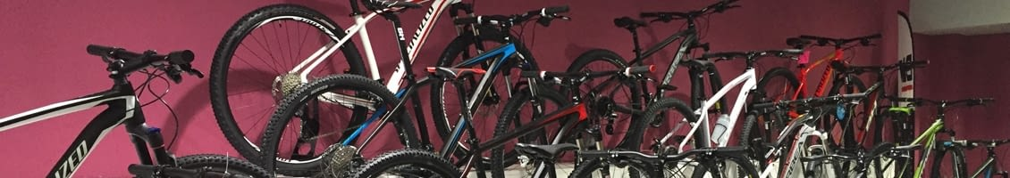 Banner Bicicletes