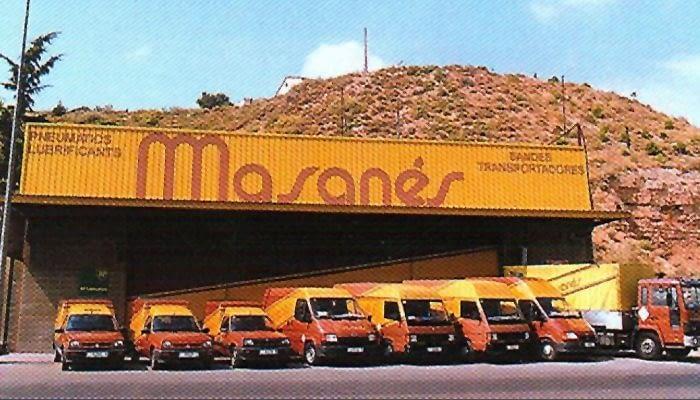 1989. Cambio de ubicación de NEUMASA de Avda. Valencia a la carretera de Zaragoza.