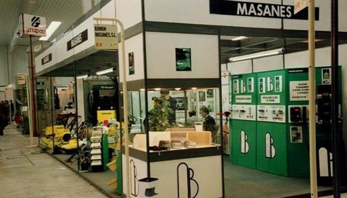 1991. IMPORT-EXPORT Primeros contactos fuera del país, con la asistencia a las principales ferias internacionales del sector