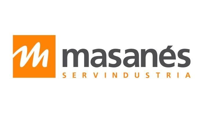 2015. Suministros Masanés cambia su imagen corporativa y su nombre pasa a ser Masanés Servindustria.