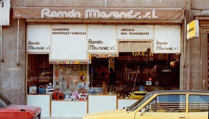 1950. Se abre una sede en Lleida, situada en Rambla Ferrán.