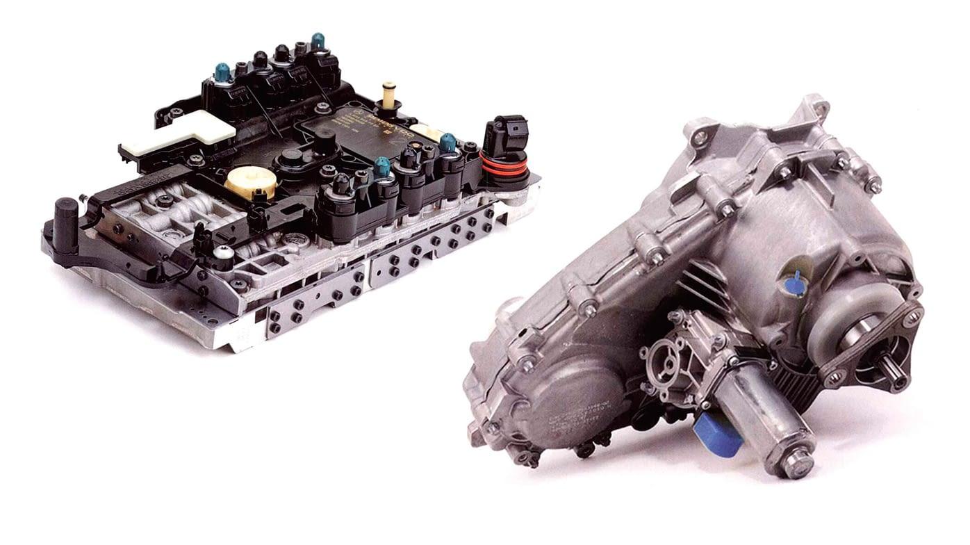 Kits de mantenimiento y cambio de ATS para transmisiones automáticas