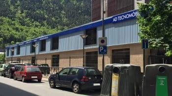 Tecnomòbil Andorra cambia de ubicación