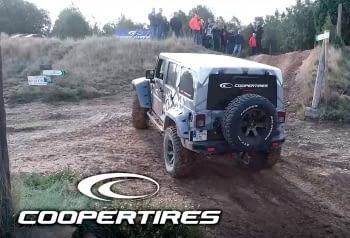 Curso conducción extrema con CooperTires