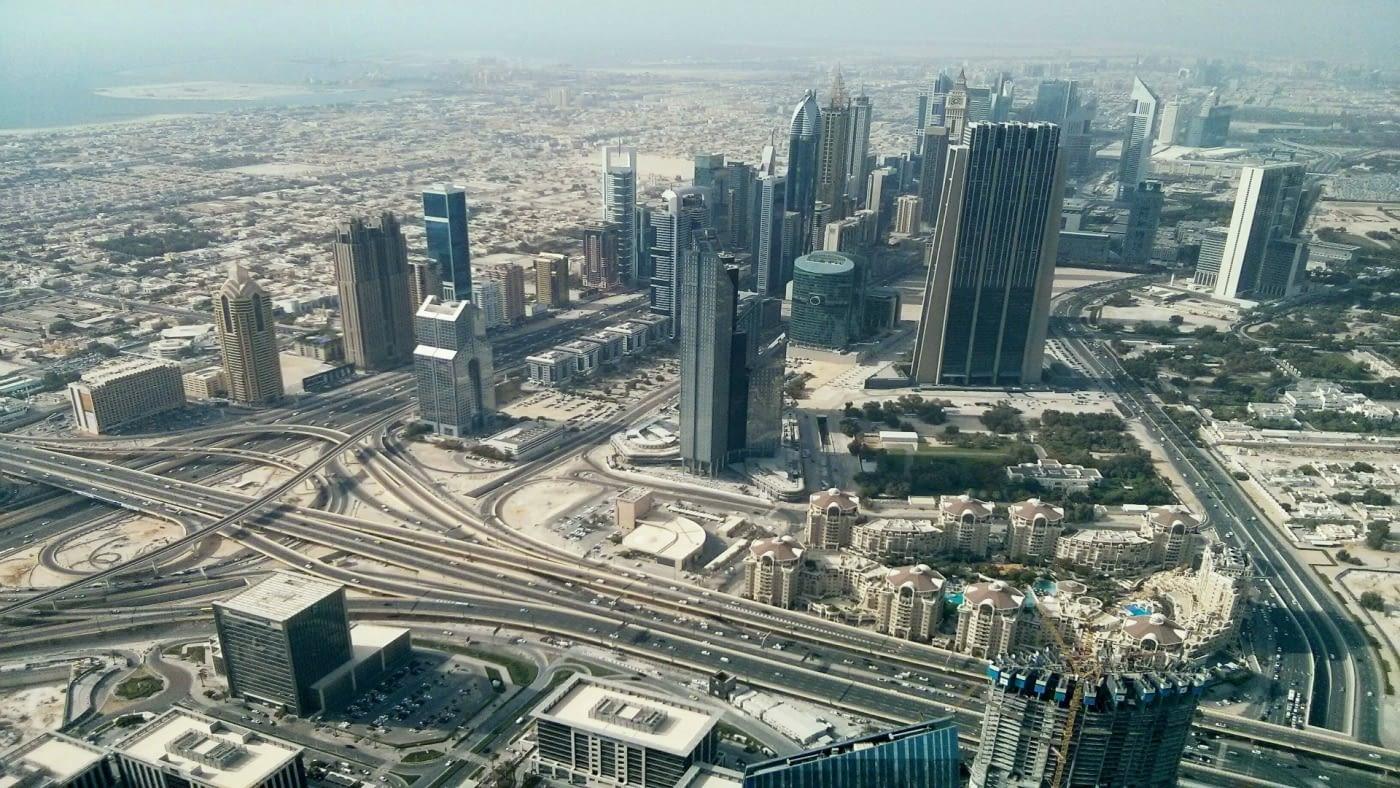 Viaje a Dubai y Abu Dabi 2014