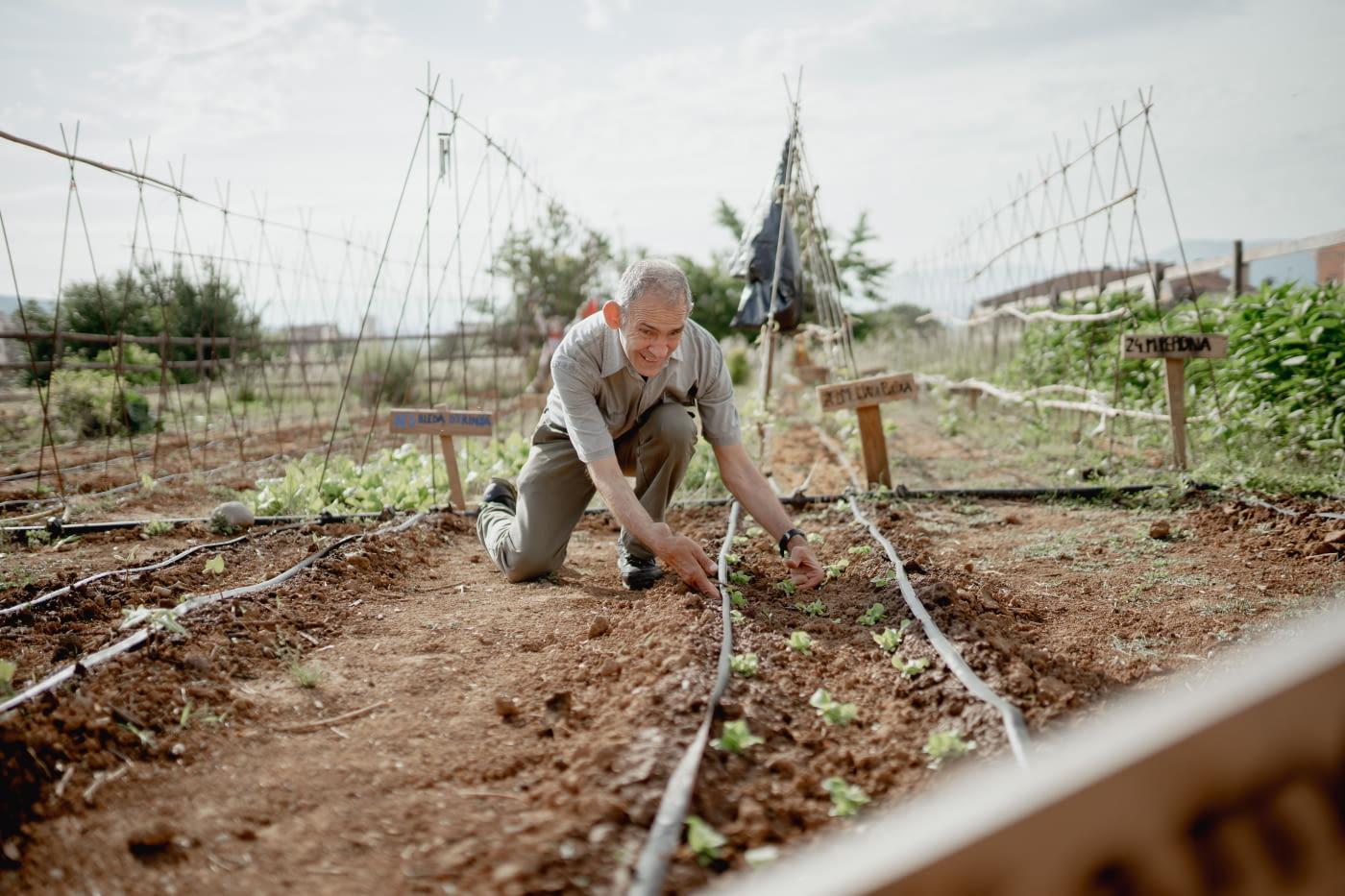 Alba Jussà inicia un crowdfunding per finançar un hivernacle pel seu projecte d'agricultura social Llavors d'Oportunitats.