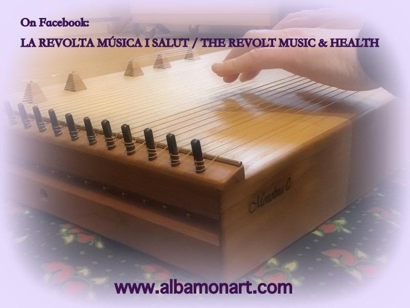 GROUP ON FACEBOOK: LA REVOLTA MÚSICA I SALUT / THE REVOLT MUSIC & HEALTH