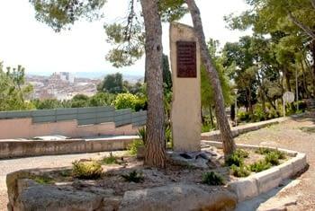 Monument als Estudiosos de Catalunya