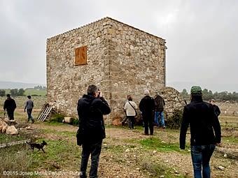 La pedra vsta s'imposa a la comarca en construccions actuals