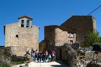 Després anem a veure l'església de Sant Joan degollat.