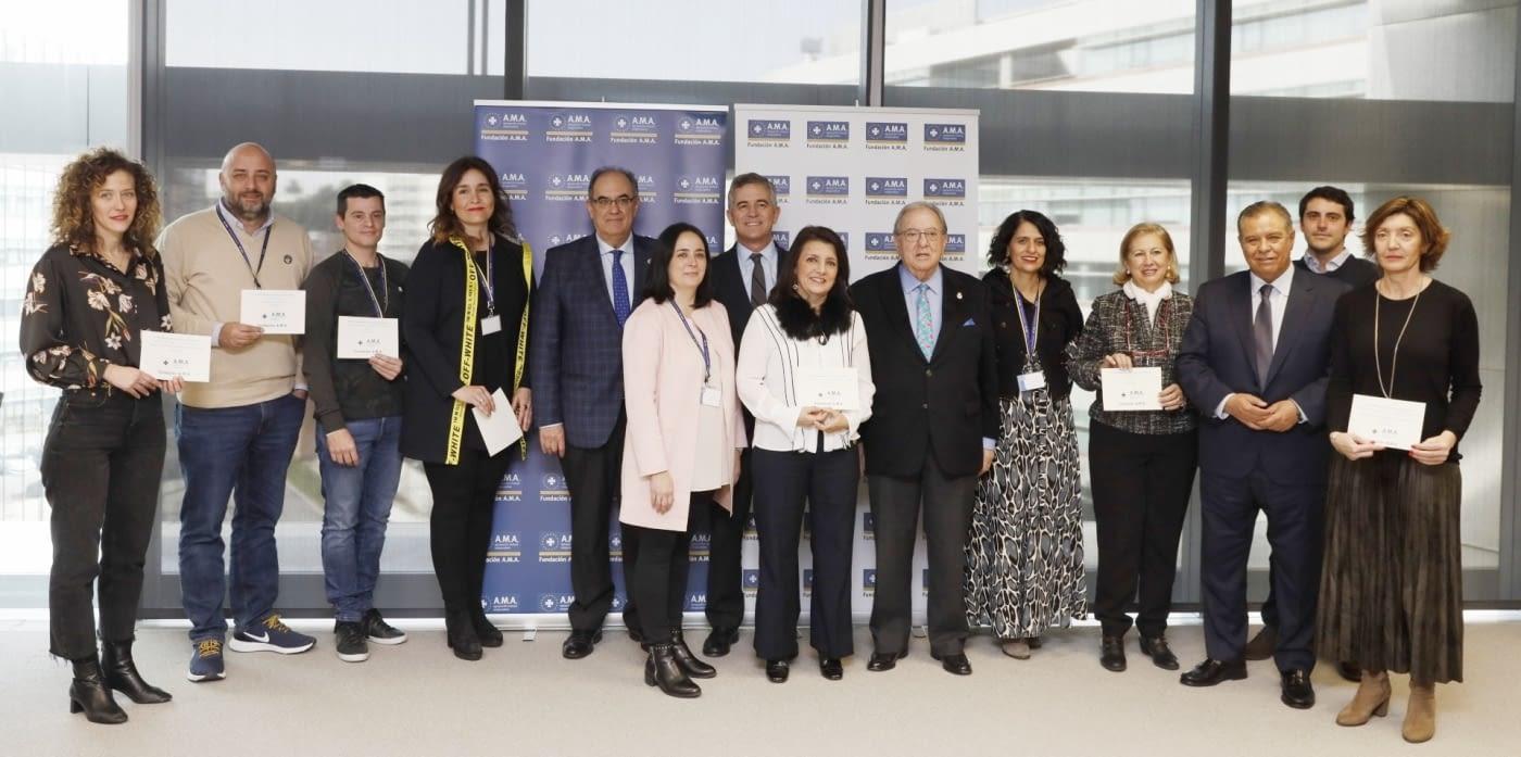 ASPID, galardonado por un proyecto de prevención y tratamiento de ictus