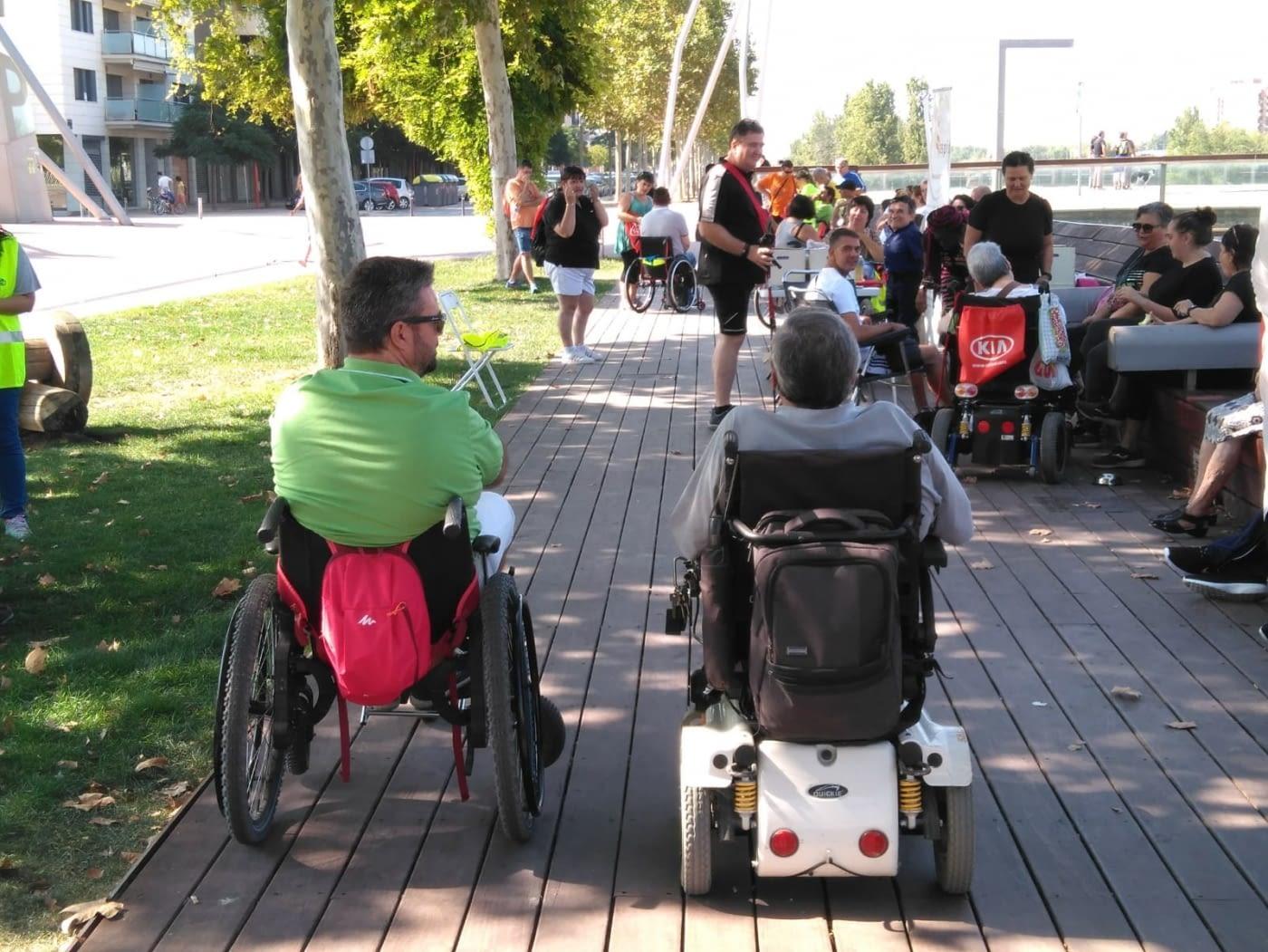 El sector de la discapacidad reclama un Código de Accesibilidad de acuerdo con la normativa internacional y las necesidades reales del colectivo