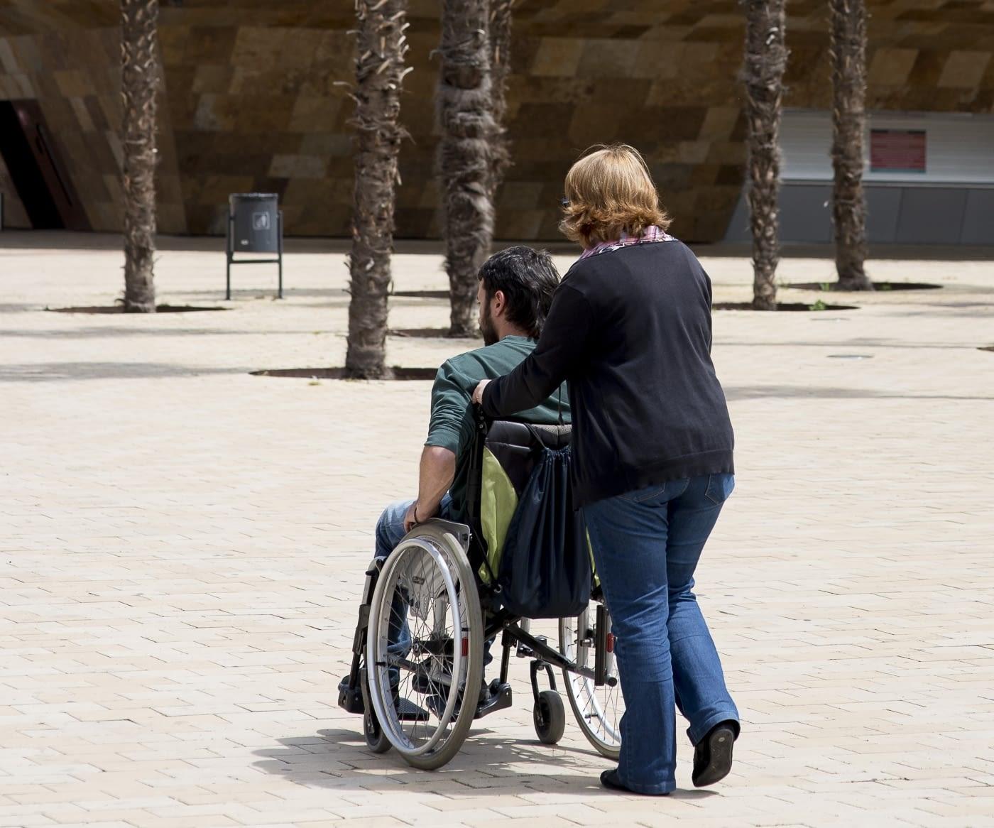 Plan piloto de ASPID para promocionar que personas con discapacidad disfruten de una vida mas independiente