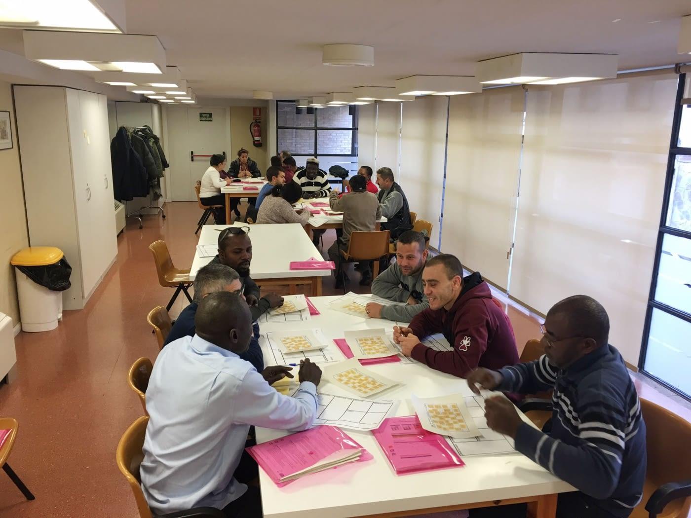 Programa d'Inserció laboral d'ASPID per a persones amb Renda Garantida de Ciutadania