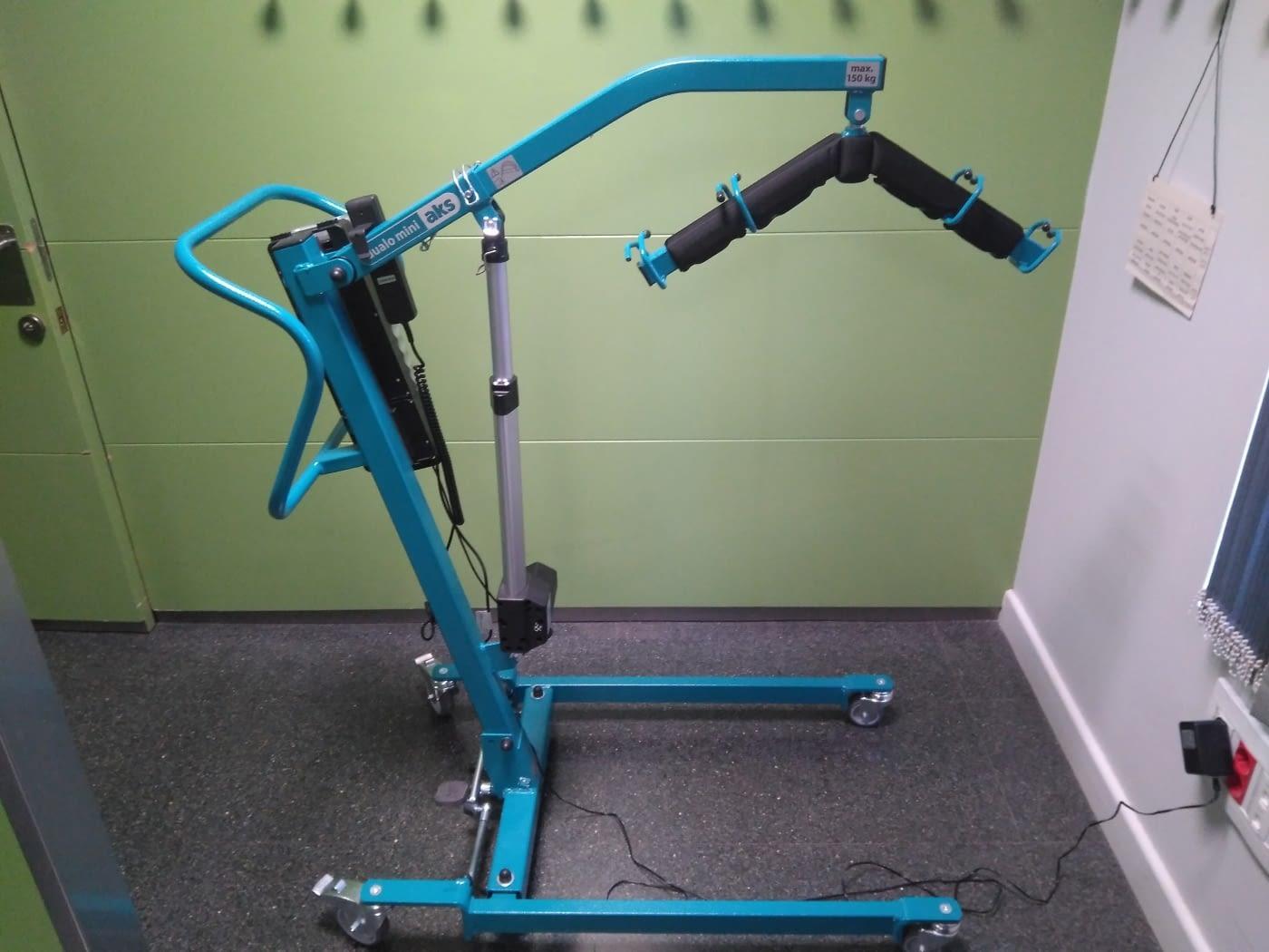 Aconseguim dotar de nous equipaments per millorar l'atenció a les persones en els nostres serveis