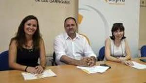 Programa de integración laboral en las Garrigues