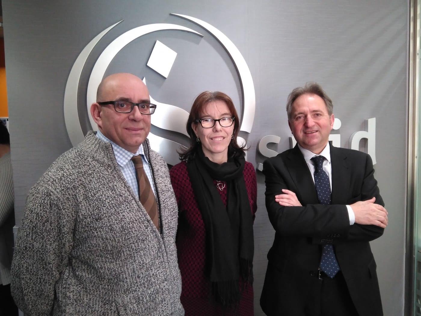 Colaboración económica de Canon en el 25 aniversario de ASPID