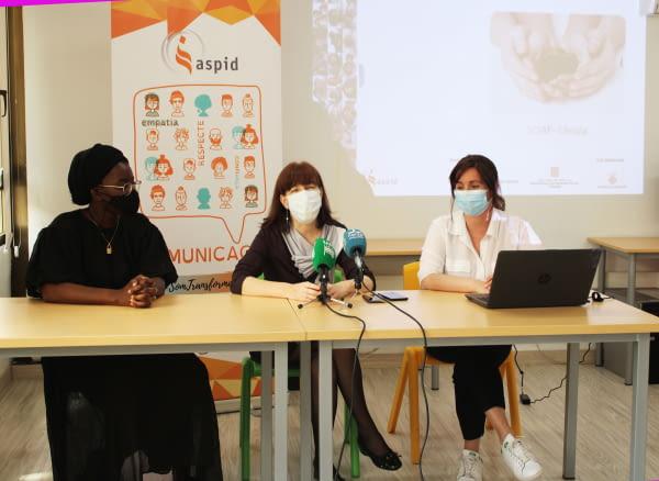 El Servei d'Orientació i Acompanyament a les Famílies d'ASPID atén a 193 persones