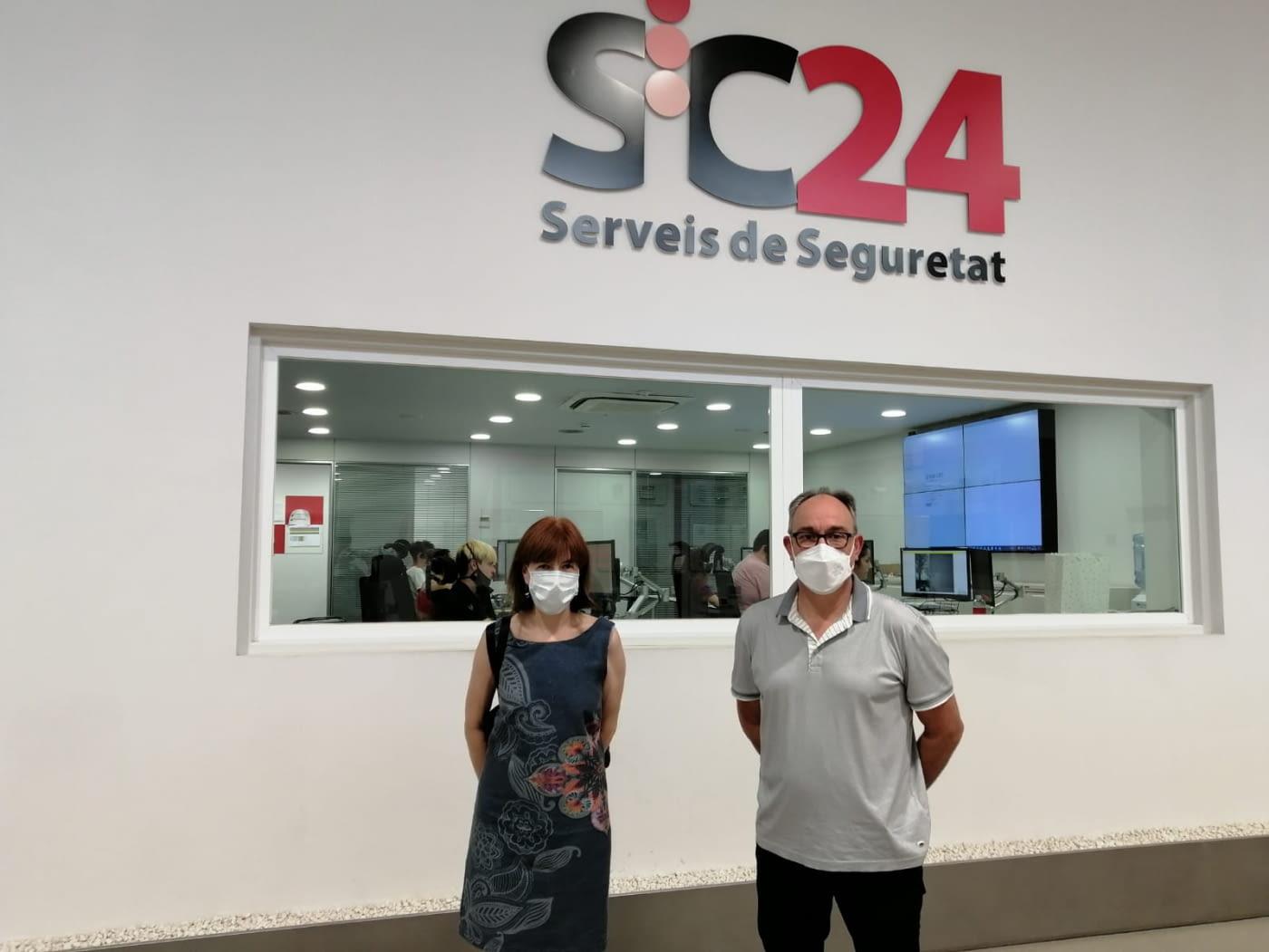 SIC24 refuerza la colaboración con ASPID, reforzando la promoción del deporte adaptado