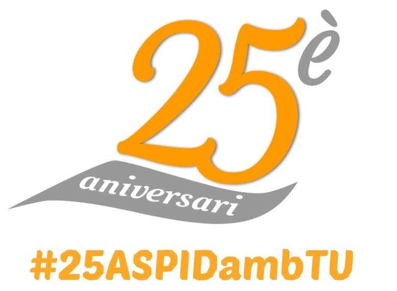 Amplio programa de actividades para celebrar el 25 Aniversario de ASPID