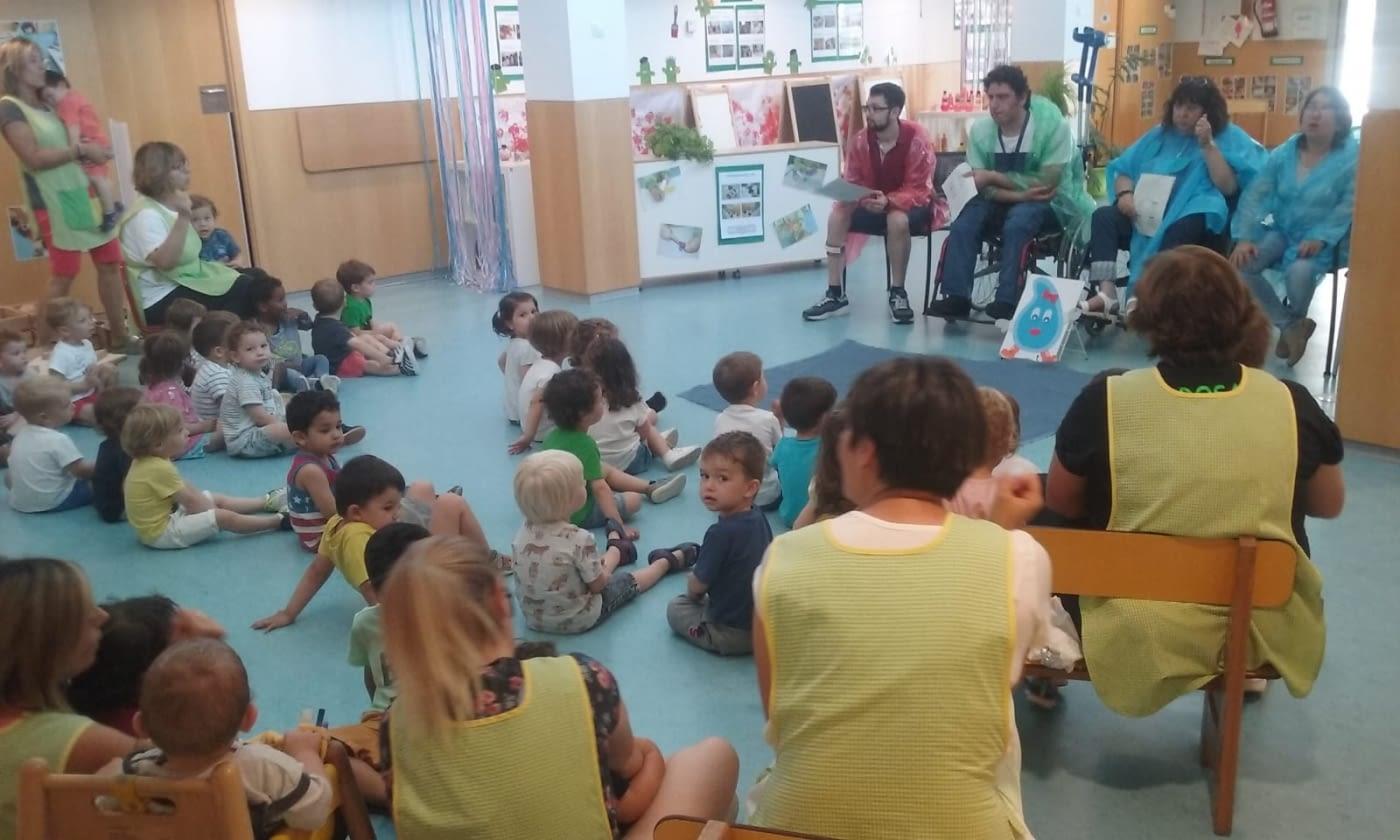 Contes per sensibilitzar els infants de Balaguer sobre la discapacitat