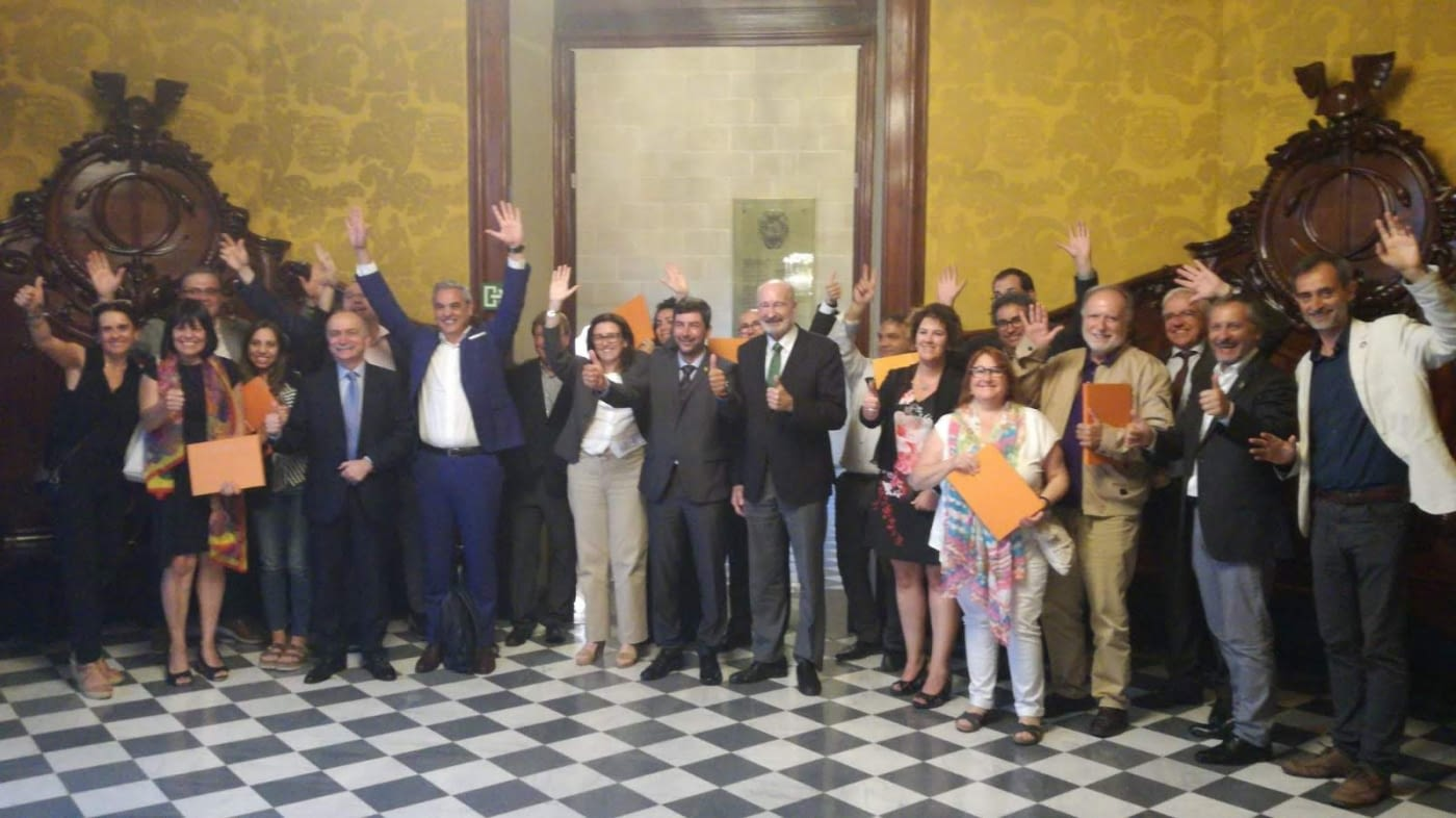ASPID recibe el reconocimiento por la participación en el programa RSE.pime 2018