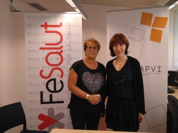 La Oficina de Vida Independiente de ASPID ofrece sus servicios en FeSalut
