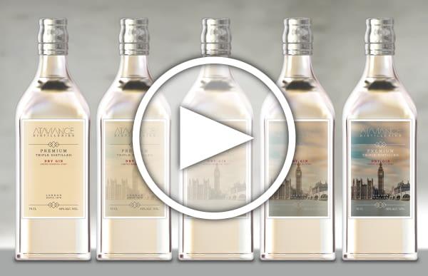 La 3D débarque chez étiquettes des vins et distillats !