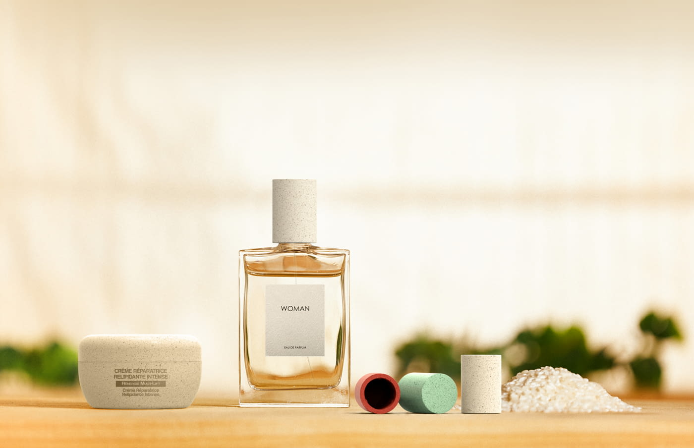 Great fragrances call for a great social responsibility
