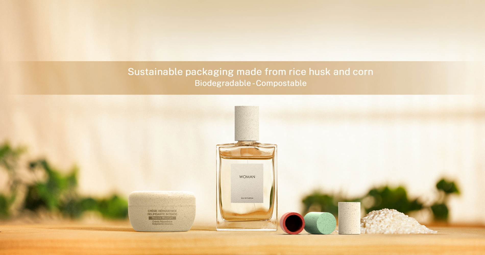 Packaging Sostenible English