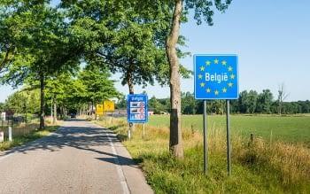 Bélgica impone el registro sanitario por el COVID-19