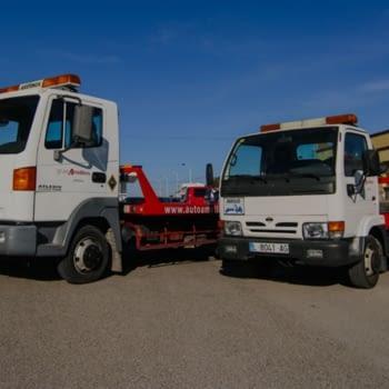 Servei de grua i assitència en carretera