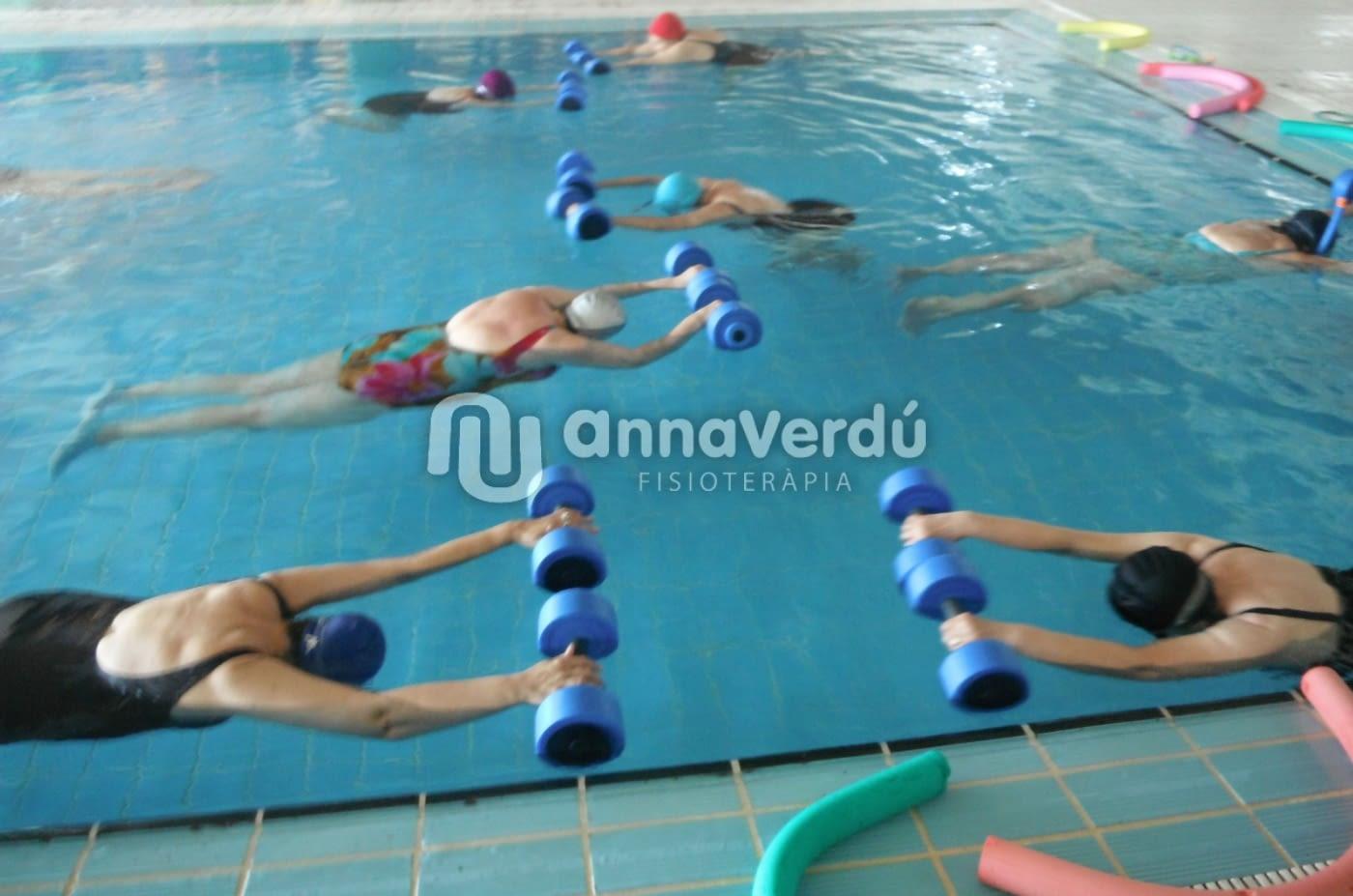 Fisioteràpia aquàtica TÀRREGA-MOLLERUSSA