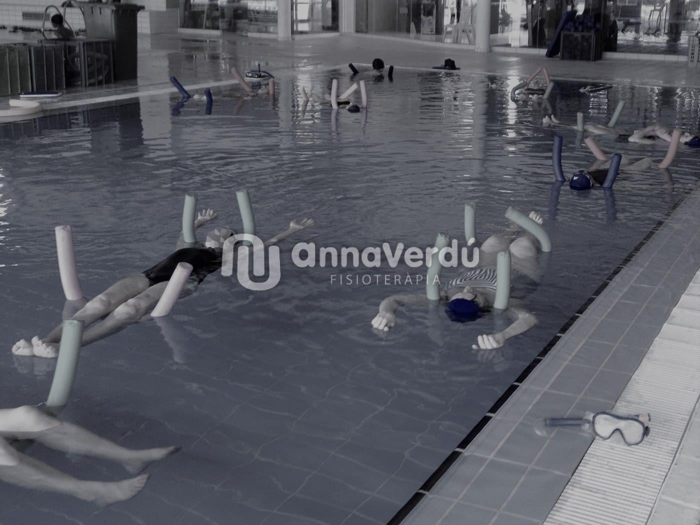 Finalitzats els grups de fisio aquàtica de Tàrrega i Mollerussa!