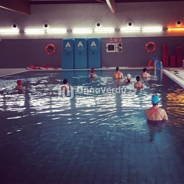 Nou grup de fisio aquàtica a Tàrrega