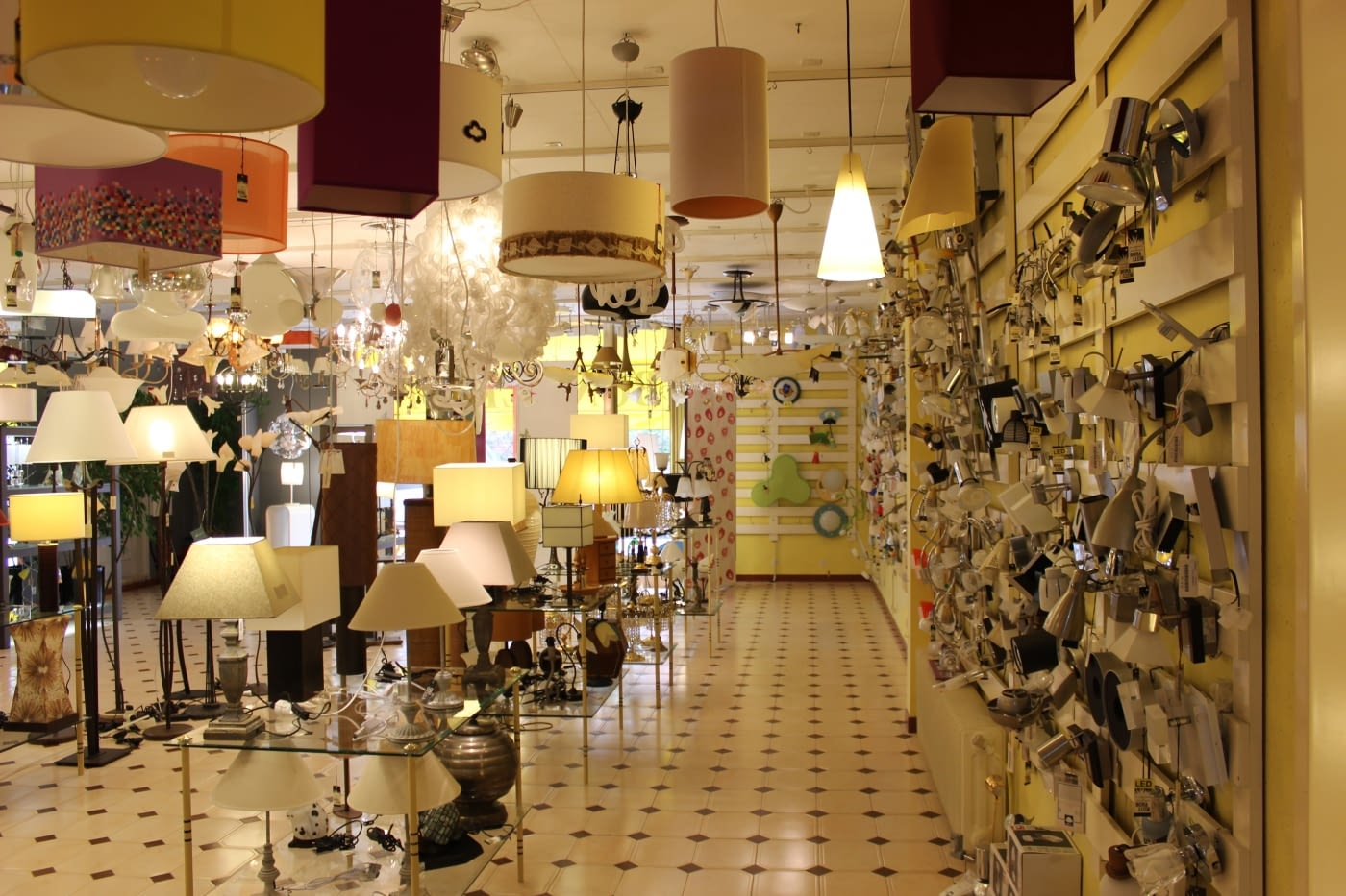Bona Llum botiga petita