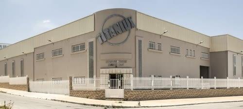 Chemical Industry, Industrias Titan, S.A.U