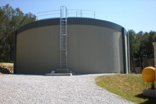 Water infrastructures