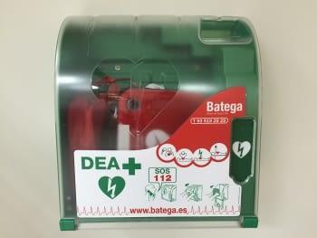 CALAF GRUP installs a defibrillator in its Headquarters in Calaf