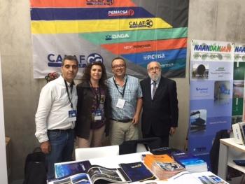 """Empreses de Calaf Grup a la 19ª Jornada de """"Riegos del Alto Aragón y el pacto Nacional del Agua"""""""