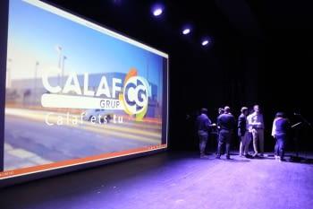 Calaf Grup presenta el resumen del 2018 y los retos de 2019 a todos sus empleados