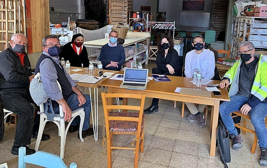 Calaf Grup rehabilita els habitatges del projecte de la Fundació del Convent de Santa Clara