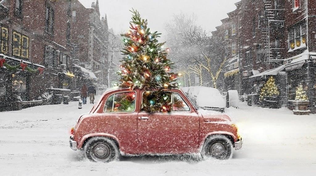 Consejos prácticos para viajar en coche estas navidades