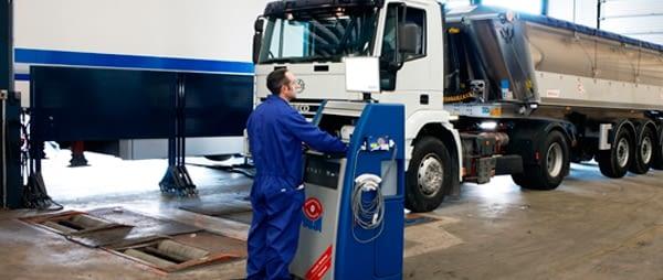 Tacógrafos y camión: ¿puedes moverlo durante el tiempo de descanso?