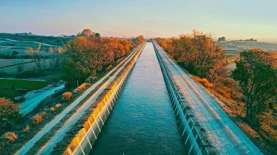 El Canal d'Urgell, l'esforç que transformar un territori (40 Km)