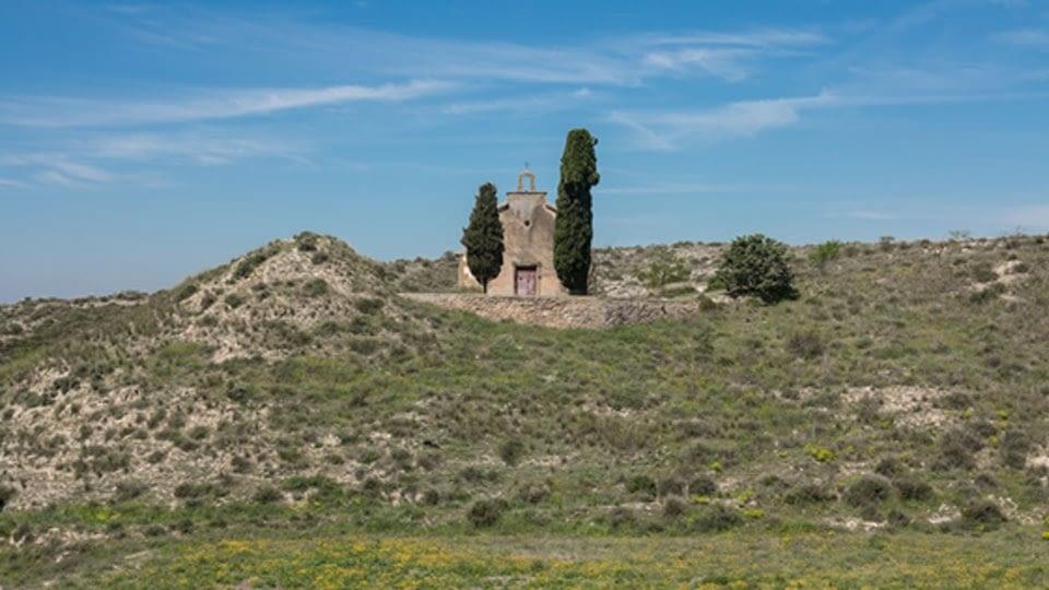 Passeig a l'Ermita de St Jaume (5,5Km)