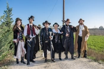 Steampunkfarwest Recreacions Imaginatives